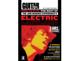 GUITAR WORLD PRESENTS GUITAR DVD HOW TO PLAY THE BEST OF THE JIMI HENDRIX EXPERIENCE'S ELECTRIC LADY