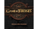 Game Of Thrones Official Календарь 2014