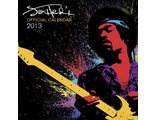 Jimi Hendrix Official Календарь 2013
