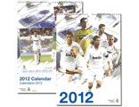 REAL MADRID Official Календарь 2012