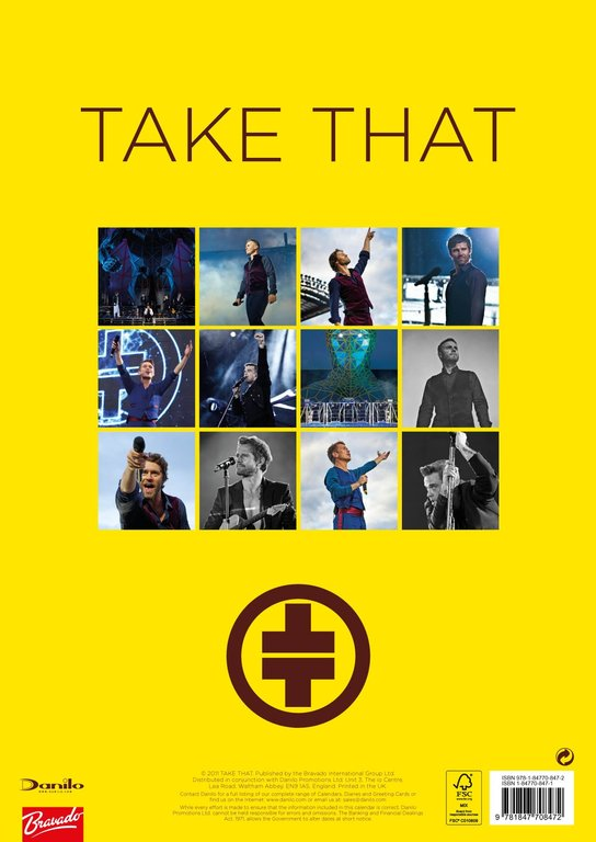 take that official