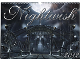 NIGHTWISH Календарь 2012