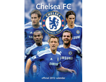 CHELSEA FC Official Календарь 2012