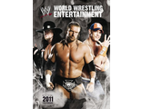 WWE Official Календарь 2011