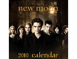 Twilight New Moon Календарь 2010