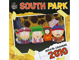 South Park Official Календарь 2010