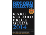 Rare Record Price Guide 2014.Record Collector ИНОСТРАННЫЕ КНИГИ Справочники