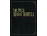 Too Much Horror Business The Kirk Hammet Collection ИНОСТРАННЫЕ КНИГИ