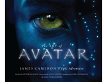 THE ART OF AVATAR JAMES CAMERON'S EPIC ADVENTURE ИНОСТРАННЫЕ КНИГИ О КИНО, Movie Book, INTPRESSSHOP