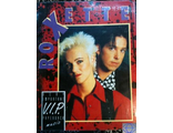 ROXETTE VERY IMPORTANT VIP PAPERBACK MUSIC