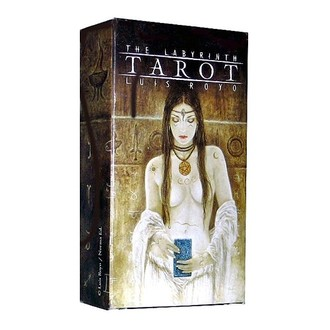 The Labyrinth Tarot Luis Royo