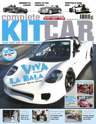 COMPLETE KIT CAR Декабрь 2011