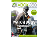 XBOX 360 OFFICIAL Magazine October 2013 Watch Dogs Cover ИНОСТРАННЫЕ ИГРОВЫЕ ЖУРНАЛЫ