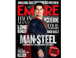 EMPIRE Magazine March 2013 Man Of Steel Cover ИНОСТРАННЫЕ ЖУРНАЛЫ О КИНО