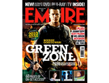 EMPIRE Magazine February 2010 Green Zone, Matt Damon Cover ИНОСТРАННЫЕ ЖУРНАЛЫ О КИНО