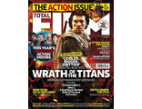 TOTAL FILM Magazine March 2012 Whrath Of The Titans Cover ИНОСТРАННЫЕ ЖУРНАЛЫ О КИНО