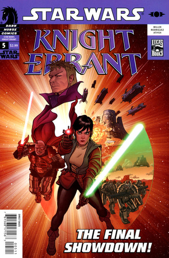 STAR WARS KNIGHT ERRANT № 5
