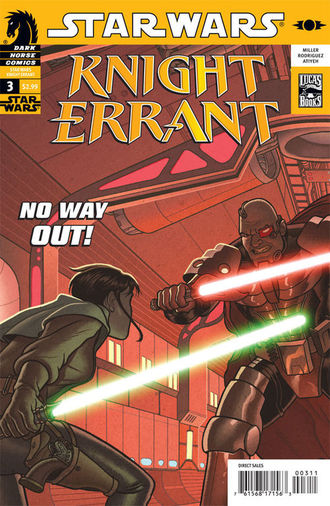 STAR WARS KNIGHT ERRANT № 3
