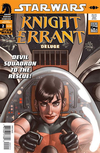 STAR WARS KNIGHT ERRANT DELUGE № 2