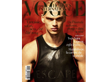 Vogue Hommes International Paris № 19 Spring-Summer 2014 ИНОСТРАННЫЕ ЖУРНАЛЫ PHOTO FASHION