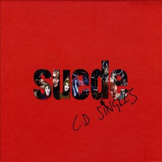 SUEDE CD SINGLES LIMITED EDITION