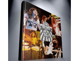 DEEP PURPLE AT THE CALIFORNIA JAM 1974 STANDART EDITION BOOK