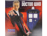 Doctor Who Official Календарь 2015, Doctor Who Official CALENDAR 2015