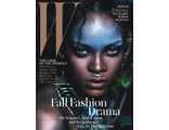W magazine September 2014 Rihanna Cover