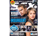 SFX Magazine № 258 April 2015 Insurgent, Doctor Who Cover ИНОСТРАННЫЕ ЖУРНАЛЫ О КИНО