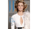 W magazine June-July 2015 Jane Fonda Cover ИНОСТРАННЫЕ ЖУРНАЛЫ PHOTO FASHION