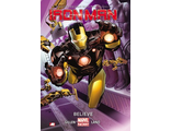 Iron Man Believe Comics ИНОСТРАННЫЕ КОМИКСЫ, Iron Man Believe Comic