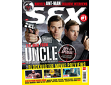 SFX Magazine № 263 August 2015 The Man From Uncle Cover Spy-Fi Special ИНОСТРАННЫЕ ЖУРНАЛЫ О КИНО