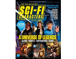 Total Film And SFX Present The 100 Greatest SCI-FI Characters Of All Time ИНОСТРАННЫЕ ЖУРНАЛЫ О КИНО