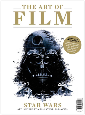 Star Wars Art Inspired By A Galaxy Far, Far Away... The Art Of Film Volume One ИНОСТРАННЫЕ КНИГИ