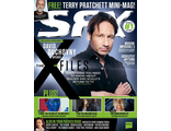 SFX Magazine № 264 September 2015 The X-Files, David Duchovny Cover ИНОСТРАННЫЕ ЖУРНАЛЫ О КИНО