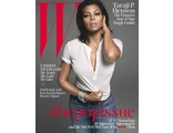 W Magazine August 2015 Taraji P. Henson Cover ИНОСТРАННЫЕ ЖУРНАЛЫ PHOTO FASHION